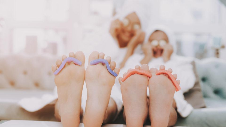 Zadbaj o swoje stopy w domu
